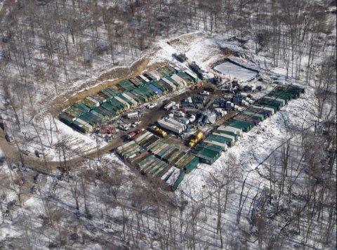 2010-2015年中国页岩气市场分析调查研究报告
